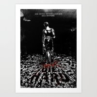 die hard Art Prints featuring Die Hard by Dan K Norris