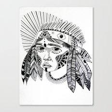 KIENKE. Canvas Print