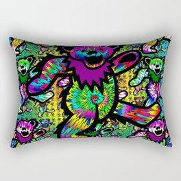Dancing Bear Rectangular Pillow