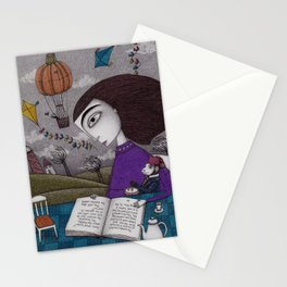 November Stories Stationery Cards