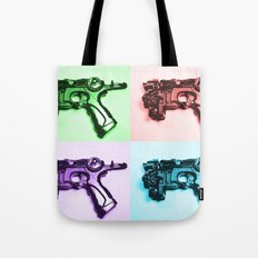 Ray Gun A Tote Bag