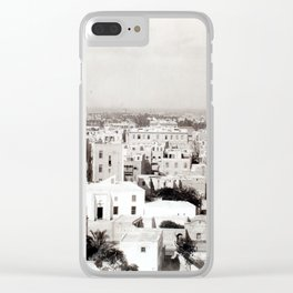 Alexandria, Egypt 1901 Clear iPhone Case