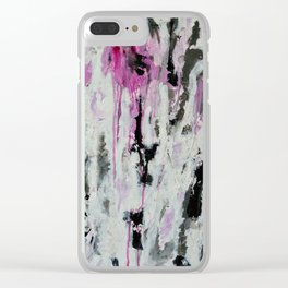 Sophisticate Clear iPhone Case
