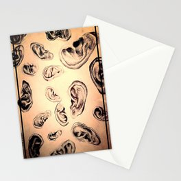Ear salad Stationery Cards