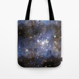 Adventures in Time and Space Tote Bag
