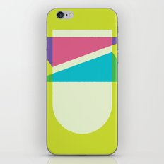 Cacho Shapes LXXVI iPhone & iPod Skin