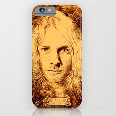27 Club - Cobain iPhone 6s Slim Case