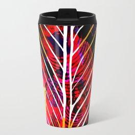 Wild Leaf Travel Mug