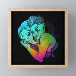 [EvIDIS] Night Out Framed Mini Art Print