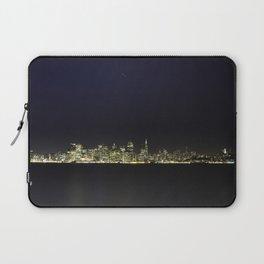 San Francisco Skyline #4 Laptop Sleeve