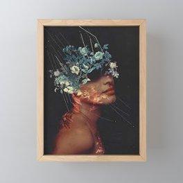 The new face of Greece Framed Mini Art Print
