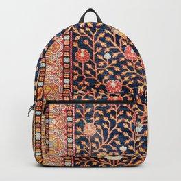 Silk Khotan East Turkestan Rug Print Backpack