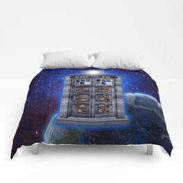 Steampunk time machine Phone booth iPhone 4 4s 5 5c 6, pillow case, mugs and tshirt Comforters