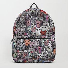 Halloween Kitties Backpack