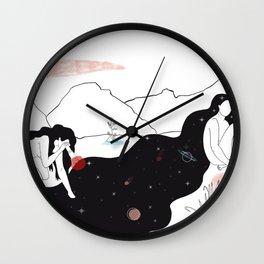 Kosmos Wall Clock