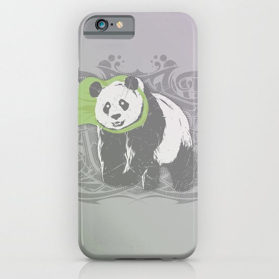 Fearless Creature: Bam iPhone & iPod Case