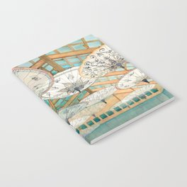 Heavenly Umbrellas Notebook