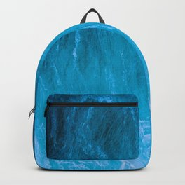 Scuba Diving Blue Waters Backpack
