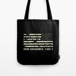USNS Sacagawea Tote Bag
