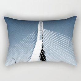 Zakim Bridge Rectangular Pillow