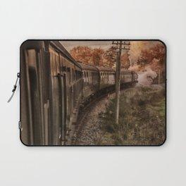 Evening Train Laptop Sleeve