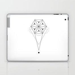 Sacred Hexagon Geometry  Laptop & iPad Skin