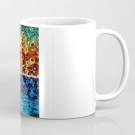 :: Confetti Sunrise :: Coffee Mug