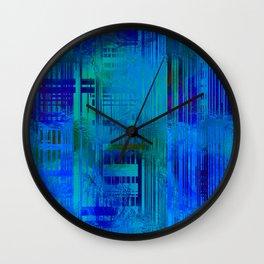 SchematicPrismatic 06 Wall Clock