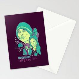 Requiem For A Dream Stationery Cards
