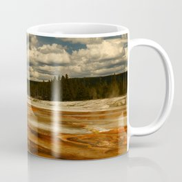 Hot And Colorful Thermal Area Coffee Mug
