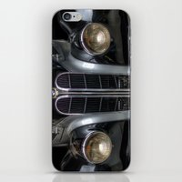 bmw iPhone & iPod Skins featuring Old BMW by Cozmic Photos