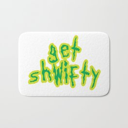 Baesic Get Shwifty Bath Mat