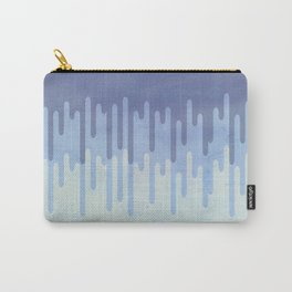 Melting blue Carry-All Pouch