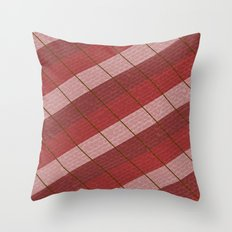Pat #1 Throw Pillow