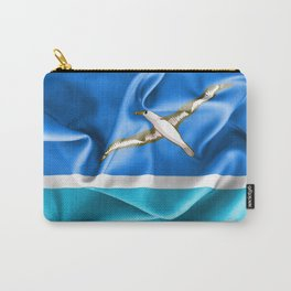 Midway Islands Flag Carry-All Pouch