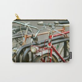 Bicycles of Paris Carry-All Pouch