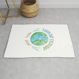 Earth Day Rug