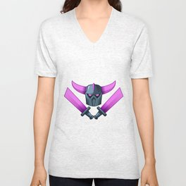 Clash of Clans PEKKA the Destroyer Unisex V-Neck