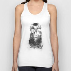 You are not crazy Unisex Tank Top