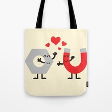 Attraction  Tote Bag