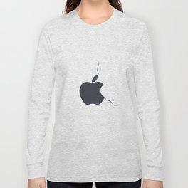 Birth of apple Long Sleeve T-shirt