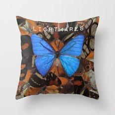 Lightmares- The Sun Dances Throw Pillow