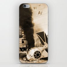 Crash Site - Wars from the Stars iPhone & iPod Skin