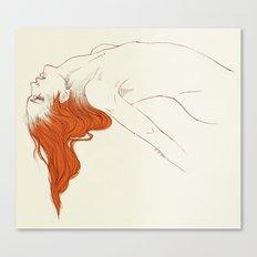 Hana Ranman Canvas Print