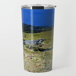 Walk in the Morning Light Travel Mug