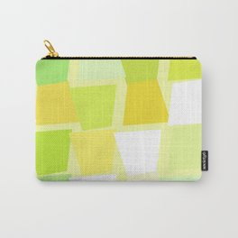 Tiptoe Through the Trapezoids Carry-All Pouch