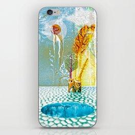 Salatarian EYELAND Lagoon iPhone Skin