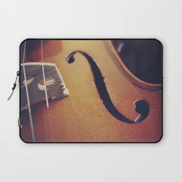 le violon Laptop Sleeve