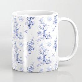 Ravenclaw Toile Coffee Mug