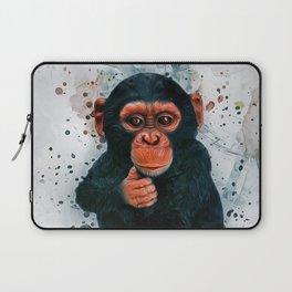Baby Chimpanzee Laptop Sleeve